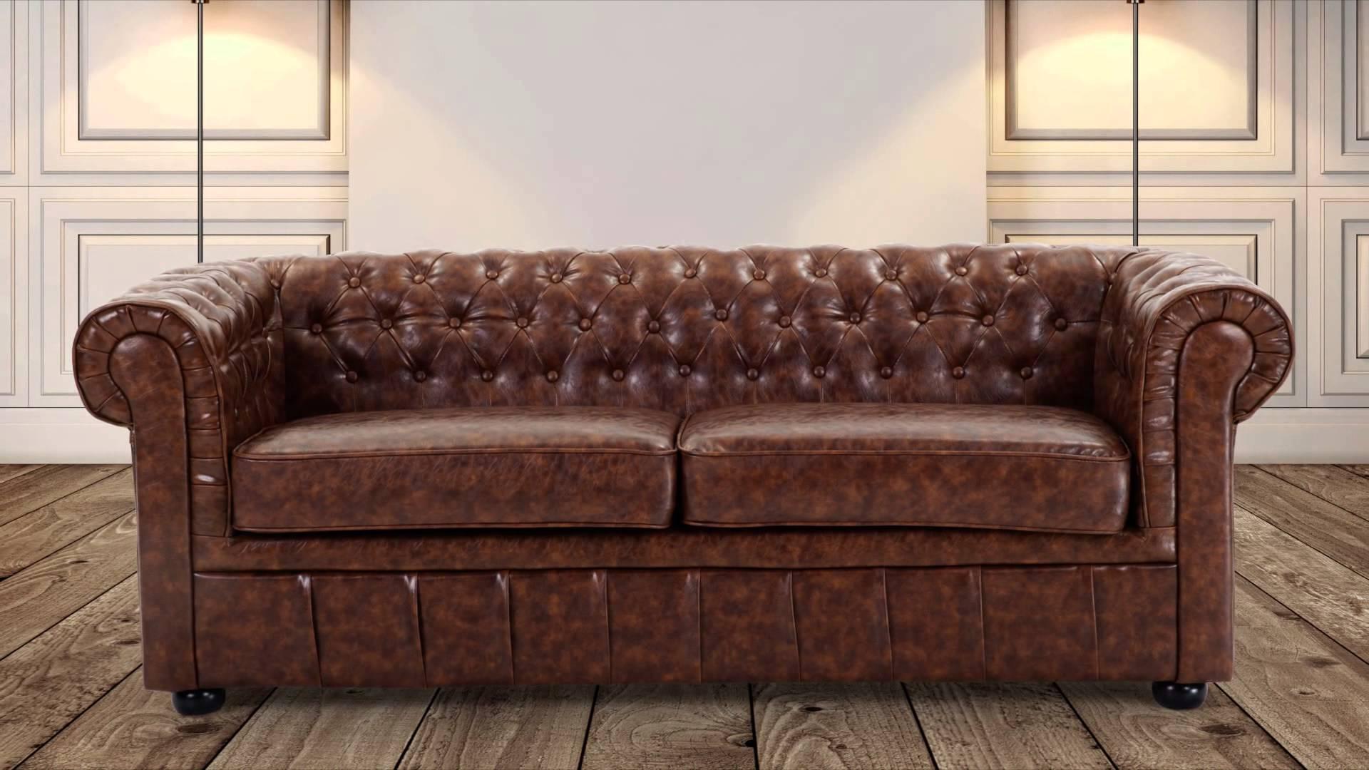 Συμβουλές καθαρισμού δερμάτινου καναπέ