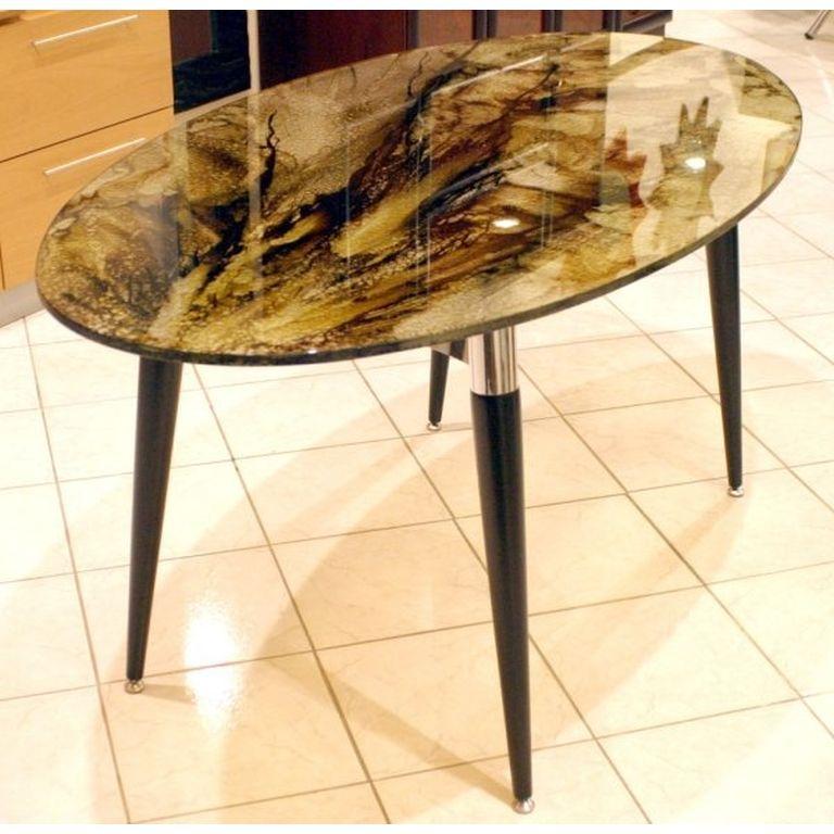 Τραπέζι από Γυαλί 008